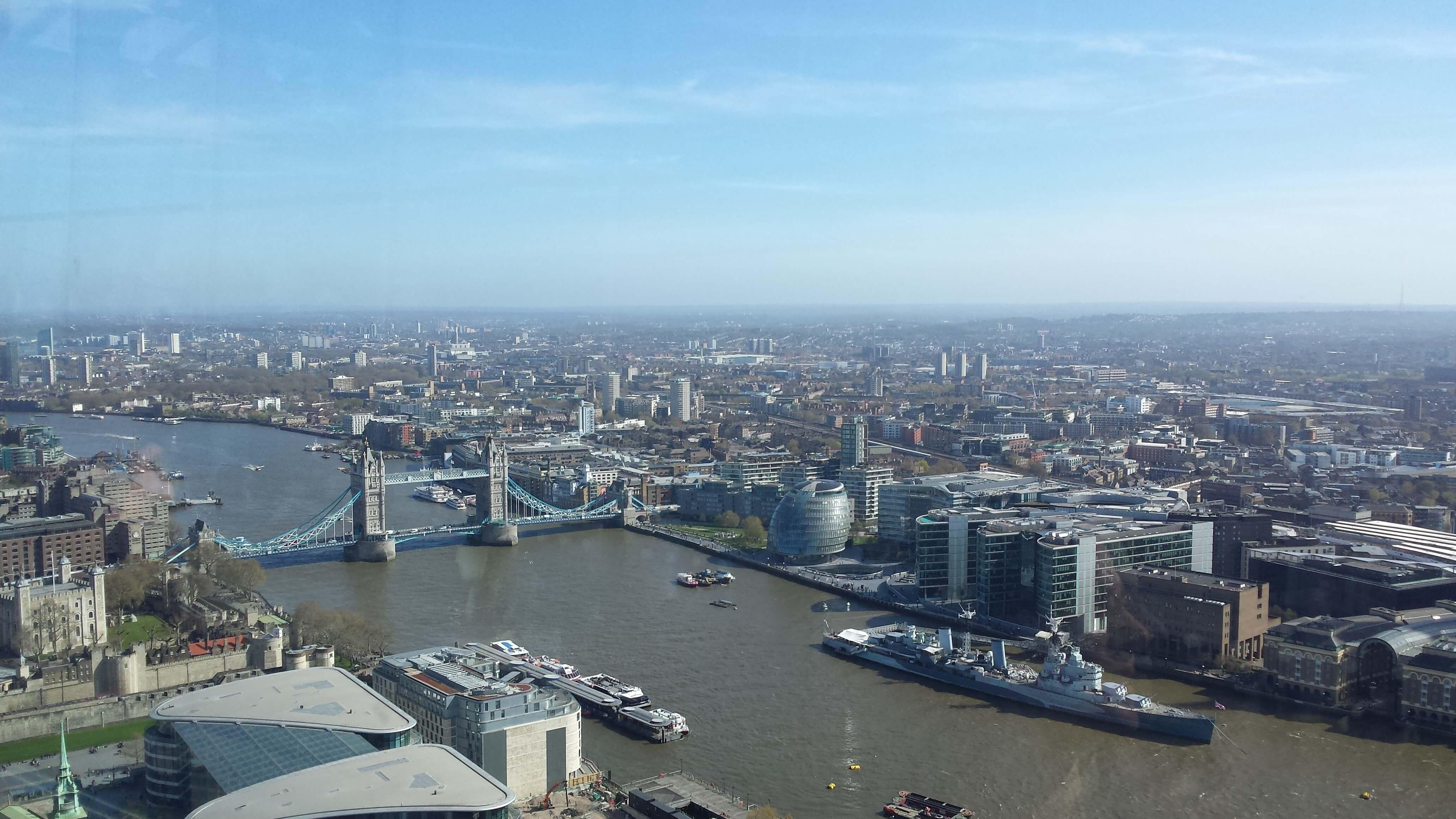 Some people call this London Bridge.